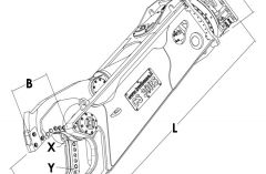 Cisailles Trevibenne CS30RS